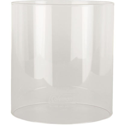 Picture of Coleman 5-1/4 In. H. x 4-7/8 In. Dia. Clear Straight Lantern Globe