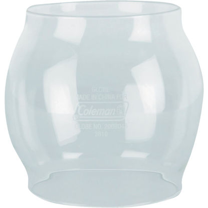 Picture of Coleman 4-3/16 In. H. x 3-1/2 In. Dia. Bulge Lantern Globe
