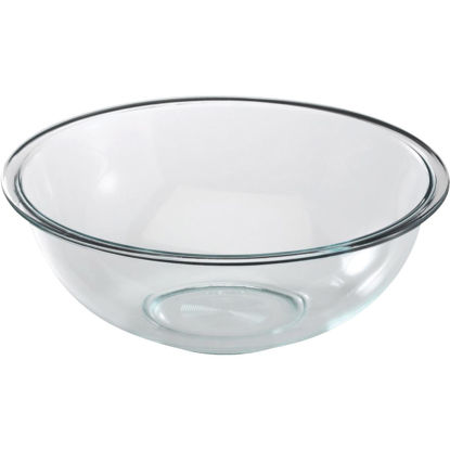 Picture of Pyrex Prepware 4 Qt. Glass Mixing Bowl