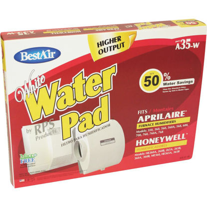 Picture of BestAir White WaterPad A35W Humidifier Wick Filter