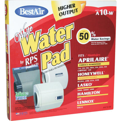 Picture of BestAir White WaterPad A10W Humidifier Wick Filter