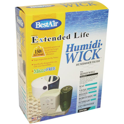 Picture of BestAir Extended Life Humidi-Wick HW500 Humidifier Wick Filter