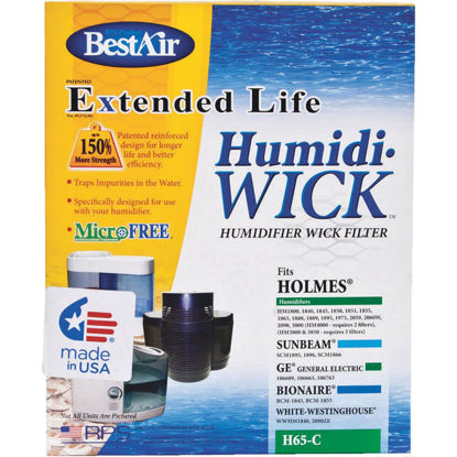 Picture of BestAir Extended Life Humidi-Wick H65 Humidifier Wick Filter
