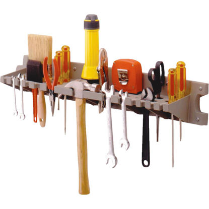 Picture of Suncast 24 In. Hand Tool Rack Organizer