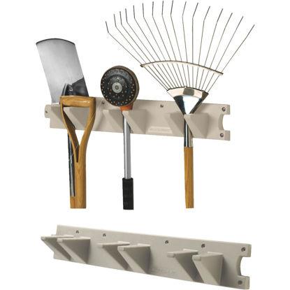 Picture of Suncast 24 In.Tool Hanger Long Handle Tool Rack