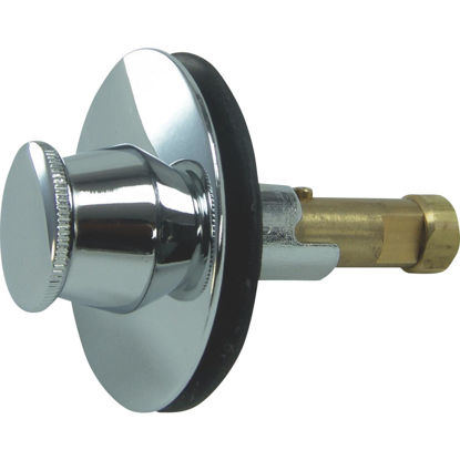 Picture of Danco Lift & Turn 3/8 In. & 5/16 In. Thread Tub Drain Stopper Cartridge in Chrome