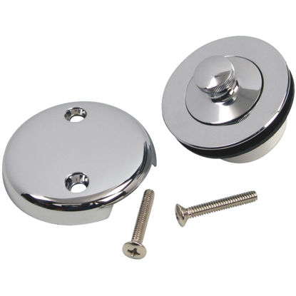 Picture of Danco 1-3/8 In. or 1-1/2 In. Universal Bathtub Drain Stopper Kit with Chrome Finish
