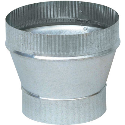 Picture of Imperial 7 In. x 8 In. Galvanized Increaser