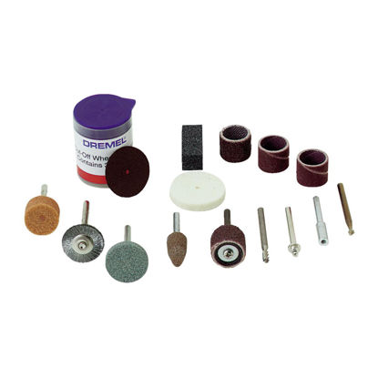 Picture of Dremel General Purpose Rotary Tool Accessory Kit (52-Piece)