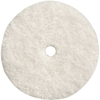 Picture of Emery 1 In. Felt Polishing Wheel (2-Pack)