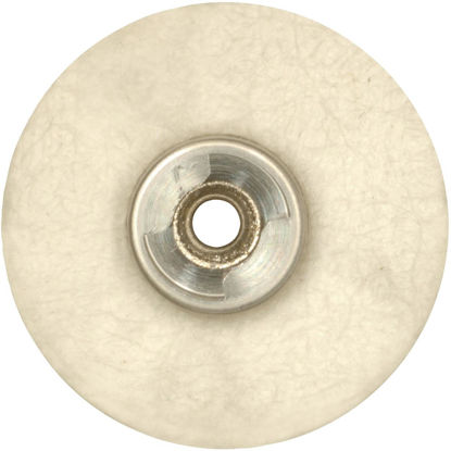 Picture of Dremel EZ Lock 1 In. Cloth Polishing Wheel