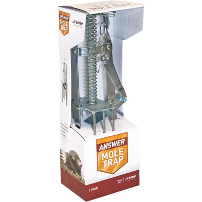 Picture of JT Eaton Steel Plunger Mechanical Mole Trap