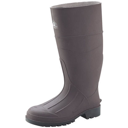 Picture of Honeywell Servus Men's Size 7 Brown PVC Rubber Work Boot