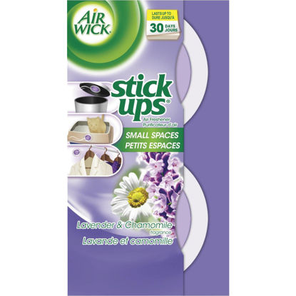 Picture of Air Wick Stick Ups Fresh Water Small Spaces Solid Air Freshener (2-Count)