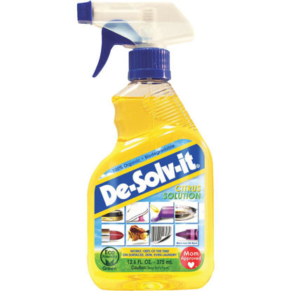 Picture of De-Solv-it 12 Oz. Household Cleaner Adhesive Remover