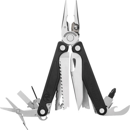 Picture of Leatherman Charge ALX 18-In-1 Black Multi-Tool