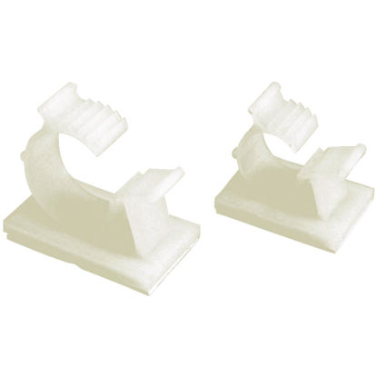 Picture of Gardner Bender 1/2 In. Plastic Wire Clip (4-Pack)