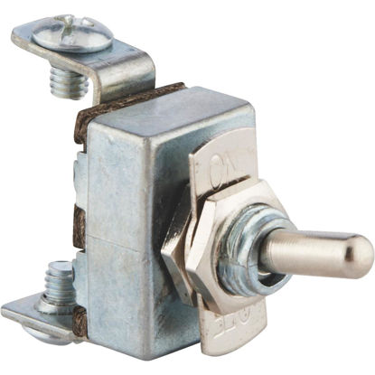 Picture of Calterm Screw 15A 12V Nickel Toggle Switch