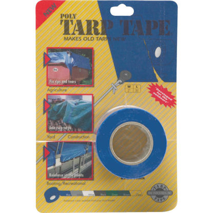 Picture of Gosport 35 Ft. x 2 In. Blue Tarp Repair Tape