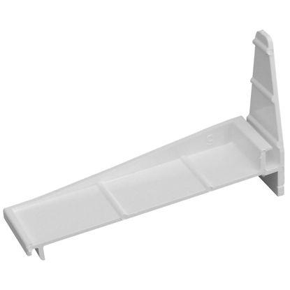 Picture of Repla K Vinyl White Gutter Hanger Bracket