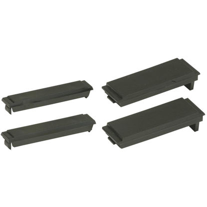 Picture of GE 1/2 In. & 1 In. GE Load Center Breaker Filler Plate (4-Pack)