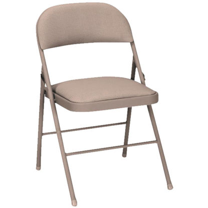 Picture of COSCO Fabric Folding Chair, Beige