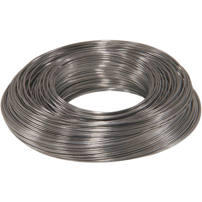Picture of Hillman Fastener Corp 250 Ft. 24 Ga. Galvanized Steel Wire