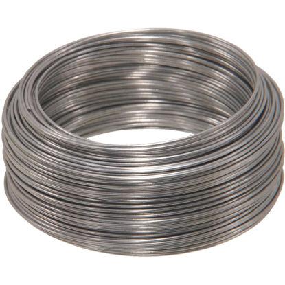 Picture of Hillman Fastener Corp 100 Ft. 22 Ga. Galvanized Steel Wire