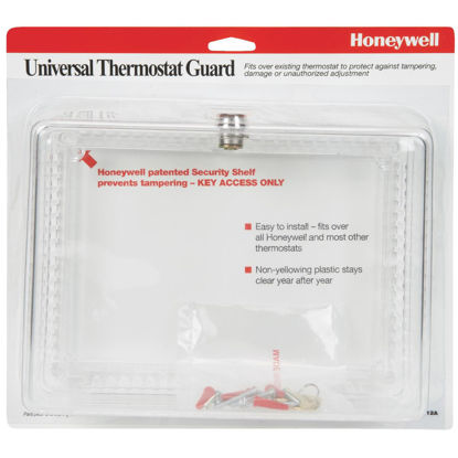 Picture of Honeywell Clear 9-3/4 In. 7-1/4 In. Thermostat Guard