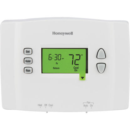 Picture of Honeywell 5-2 Day Programmable White Digital Thermostat