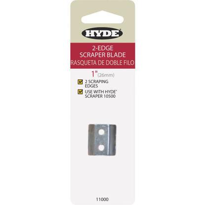 Picture of Hyde 1 In. 2-Edge Replacement Scraper Blade