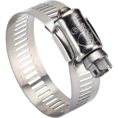Picture of Ideal 1 In. - 2 In. Marine-Grade Hose Clamp