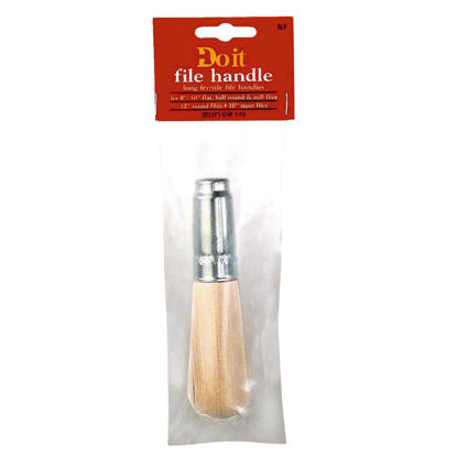 Picture of Do it Long Ferrule 5 In. L Wood File Handle for 8 to 12 In. File