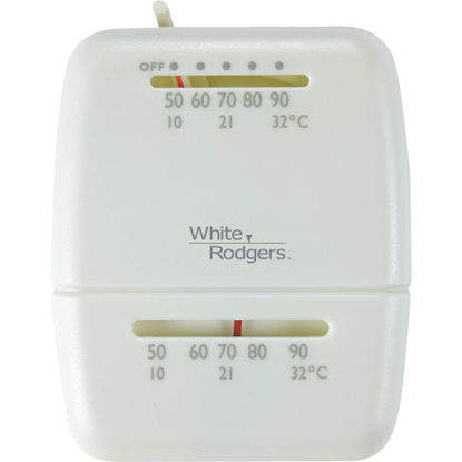 Picture of White Rodgers 24V Off-White Mechanical Thermostat