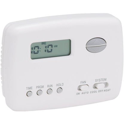 Picture of Do it 5-2 Day Programmable Beige Digital Thermostat