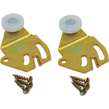Picture of Johnson Hardware 1/16 In. Offset Hanger Bypassing Hardware (2-Count)