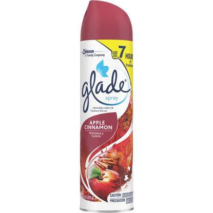 Picture of Glade 8 Oz.. Apple Cinnamon Aerosol Spray Air Freshener