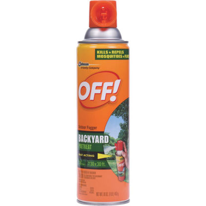 Picture of OFF! Backyard 16 Oz. Outdoor Mosquito Fogger