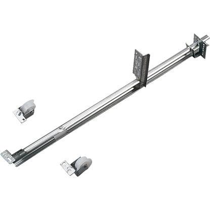 """Picture of Knape & Vogt 22-5/8"""" 50lb Light-Duty Extension Drawer Slide"""