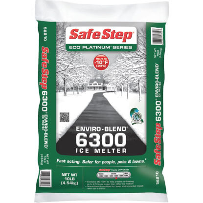 Picture of Safe Step Enviro-Blend 6300 10 Lb. Ice Melt Pellets