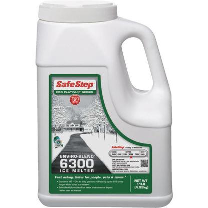 Picture of Safe Step Enviro-Blend 6300 11 Lb. Ice Melt Pellets