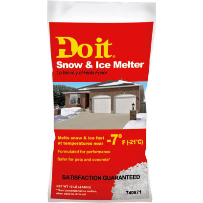 Picture of Do it 10 Lb. Snow And Ice Melt Pellets