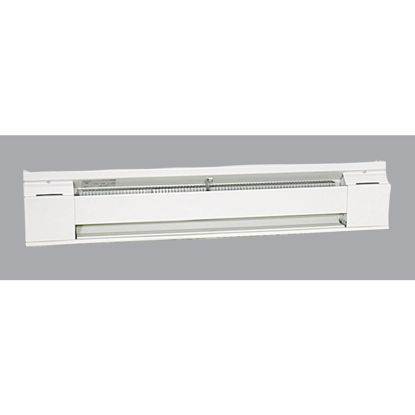 Picture of Fahrenheat 36 In. 750-Watt 240-Volt Electric Baseboard Heater, Northern White