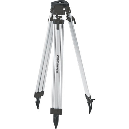 """Picture of CST/berger 5/8""""-11 Thread Flat Head Tripod"""
