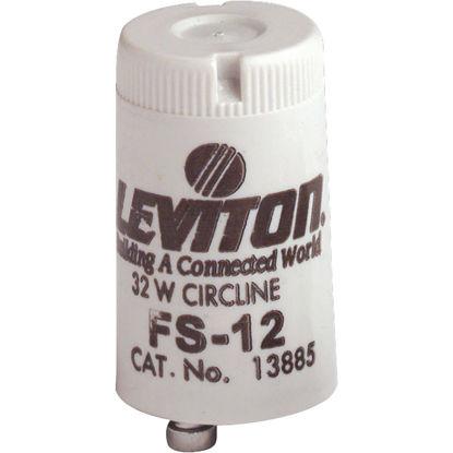 Picture of Leviton 32W 2-Pin Circline Fluorescent Starter