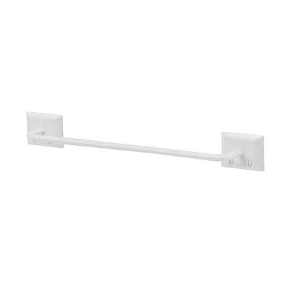 Picture of Decko Diamond Bar Design 12 In. White Towel Bar