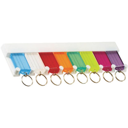 Picture of Lucky Line Keytag Rack (8-Key)