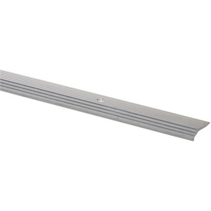 Picture of M D Building Products 3/4 In. x 3 Ft. Satin Silver Aluminum Fluted Tile Edging