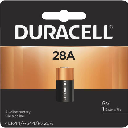 Picture of Duracell 28A Alkaline Battery