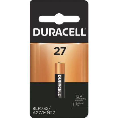 Picture of Duracell 27 Alkaline Battery